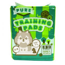 Pure原味寵物尿墊100片1.5呎(30x45cm)