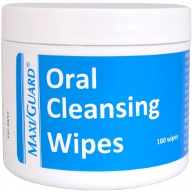 Maxi Guard Oral Cleansing Wipes口腔清潔抹布100片