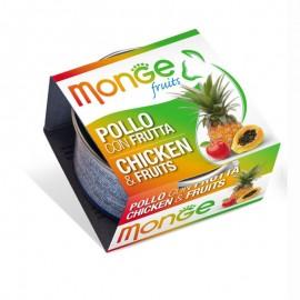 Monge fruits 雞肉雜果 80g