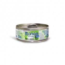 MONGE 太平洋吞拿魚雞肉 貓罐頭 80G
