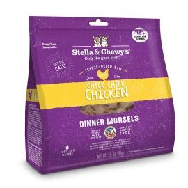 Stella & Chewy's 貓咪凍乾生肉主糧 Chicken Dinner 籠外鳳凰(雞肉配方)8oz