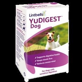 Lintbells YuDIGEST Dog 益生菌元素 - 60錠