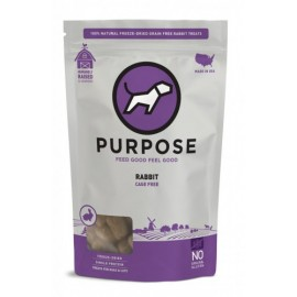 Purpose兔丁凍乾生肉小食2.5oz(狗適用)