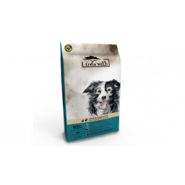Livin' Wild 野宴天然狗糧系列-放養鴨&草飼鹿1.81kg