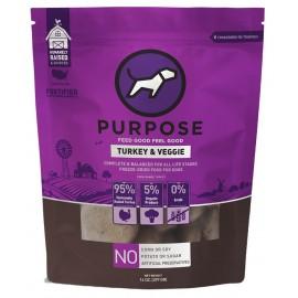 Purpose(主糧系列) 火雞肉凍乾塊(犬用)14oz
