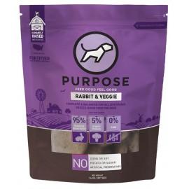 Purpose(主糧系列) 兔肉凍乾塊(犬用)14oz