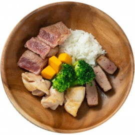 PetsFarm家常便飯系列: 狗 - A餐 (雞肉,牛肉) 75g  (最少買10件, 款式任配任搭)