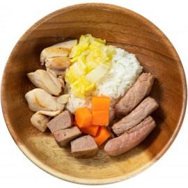 PetsFarm家常便飯系列: 狗 - B餐 (豬肉,雞肉) 75g  (最少買10件, 款式任配任搭)