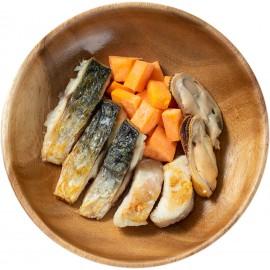 PetsFarm家常便飯系列: 貓 - C餐 (魚,青口) 50g (最少買10件, 款式任配任搭)
