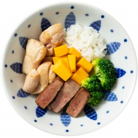 PetsFarm保健餐單系列: 狗 - A 高蛋白健美餐 75g (最少買10件, 款式任配任搭)