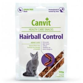 Canvit控制毛球小食100g