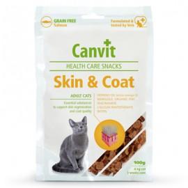 Canvit皮膚及毛髮保健小食100g