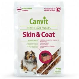 Canvit皮膚及毛髮保健小食200g
