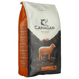Canagan Grass Fed Lamb for Dogs無穀物放牧羊配方(犬用)12kg