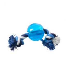 Buster Strong Ball w/rope Ice Blue 強力球連繩Small